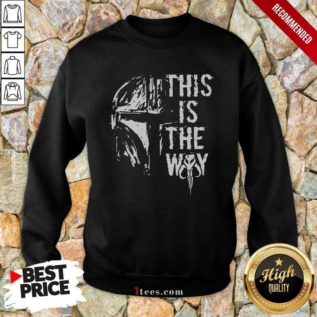 Star Wars This Is The Way Sweatshirt