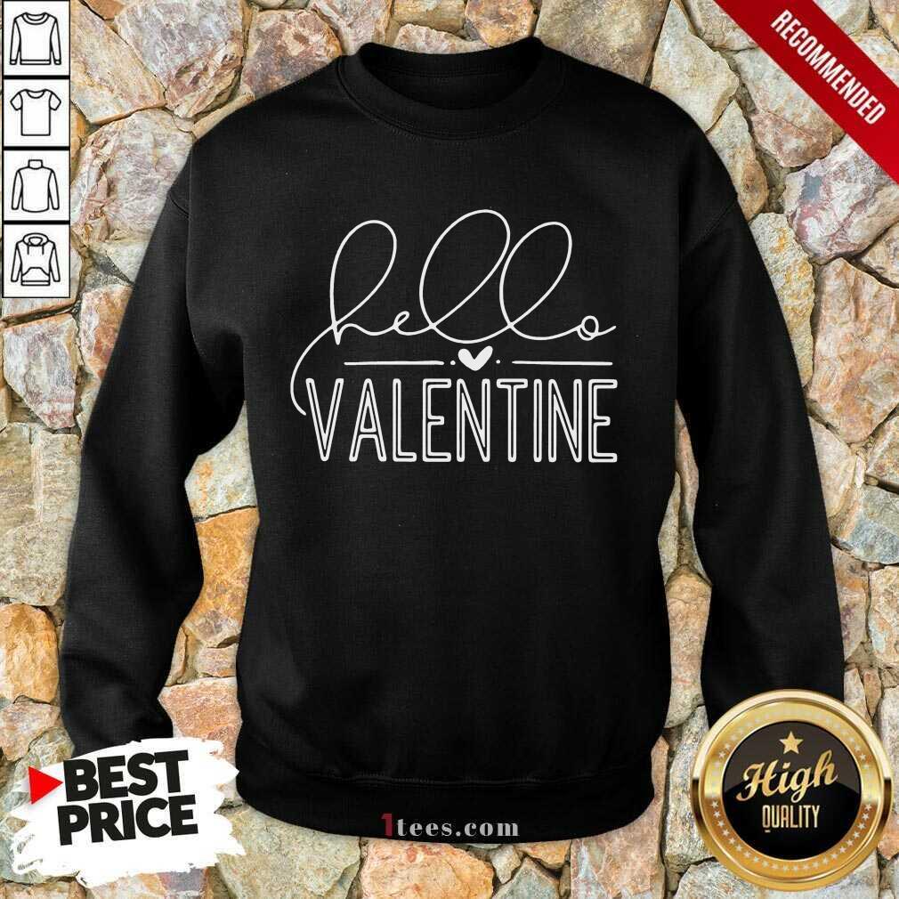 Valentine 2021 Sweatshirt- Design By 1tees.com