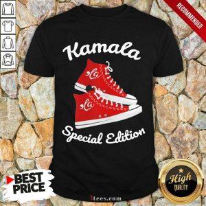 Comma La Kamala Harris Sneakers shirt