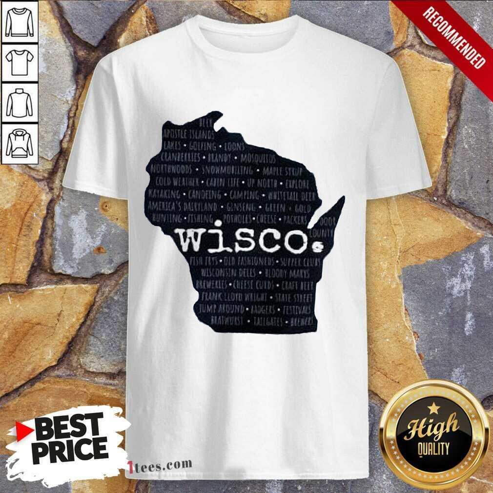 Confident Northern Wisco 2021 Shirt