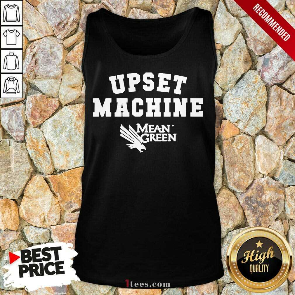 Confident Upset Machine Mean Tank Top Basketball