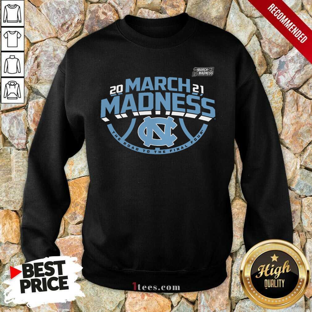 Ecstatic 2021 NCAA Basketball Tournament Sweatshirt
