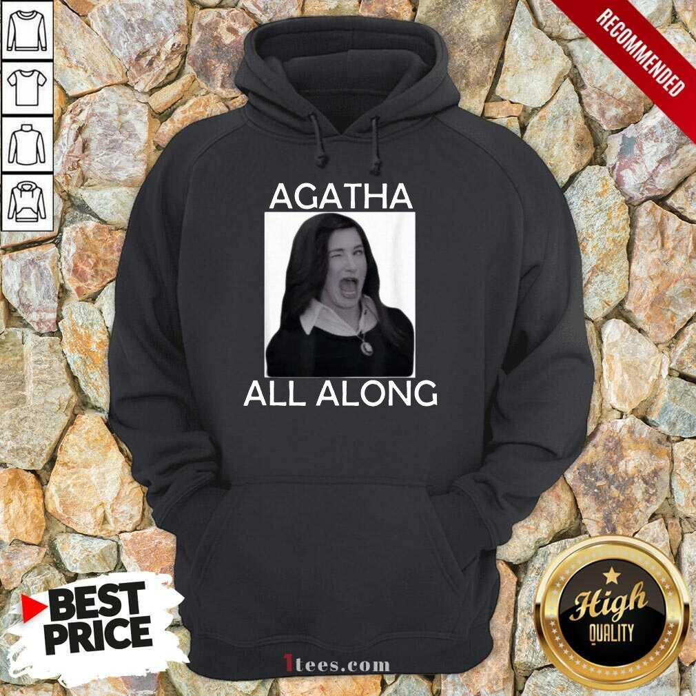Funny Agatha All Along Marvel Confident 1 Hoodie