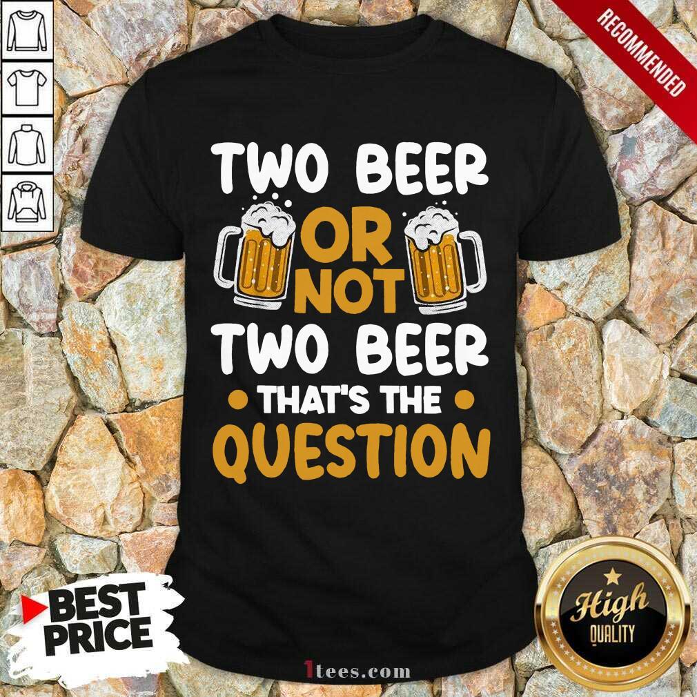 Funny Bartending Mixologist Beer Great 5 Shirt