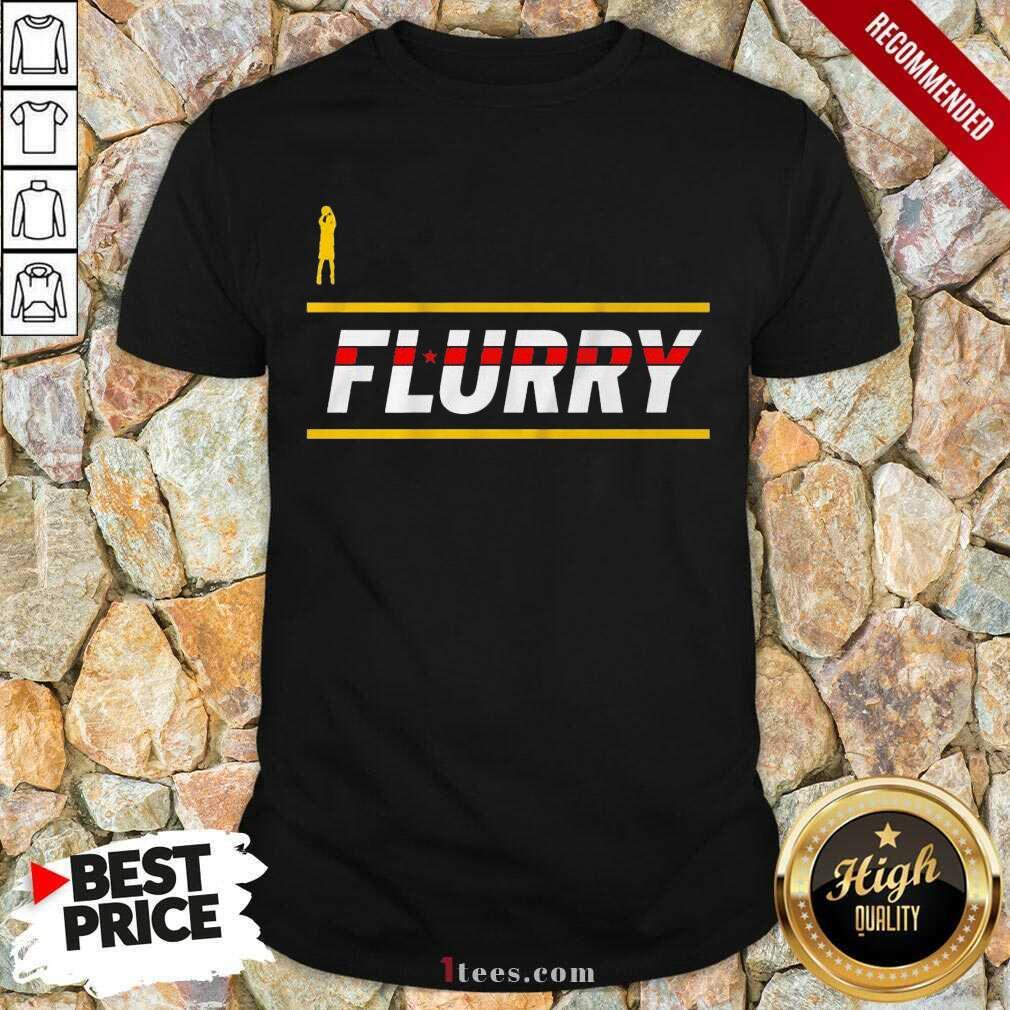 Good All Star Flurry Pro Basketball 2 Shirt