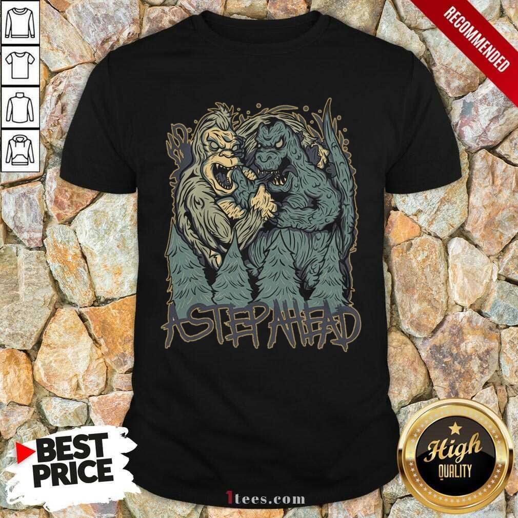 Super Nice Kong Vs Godzilla Shirt
