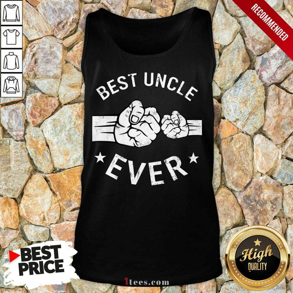 Nonplussed Best Uncle Ever Tank Top