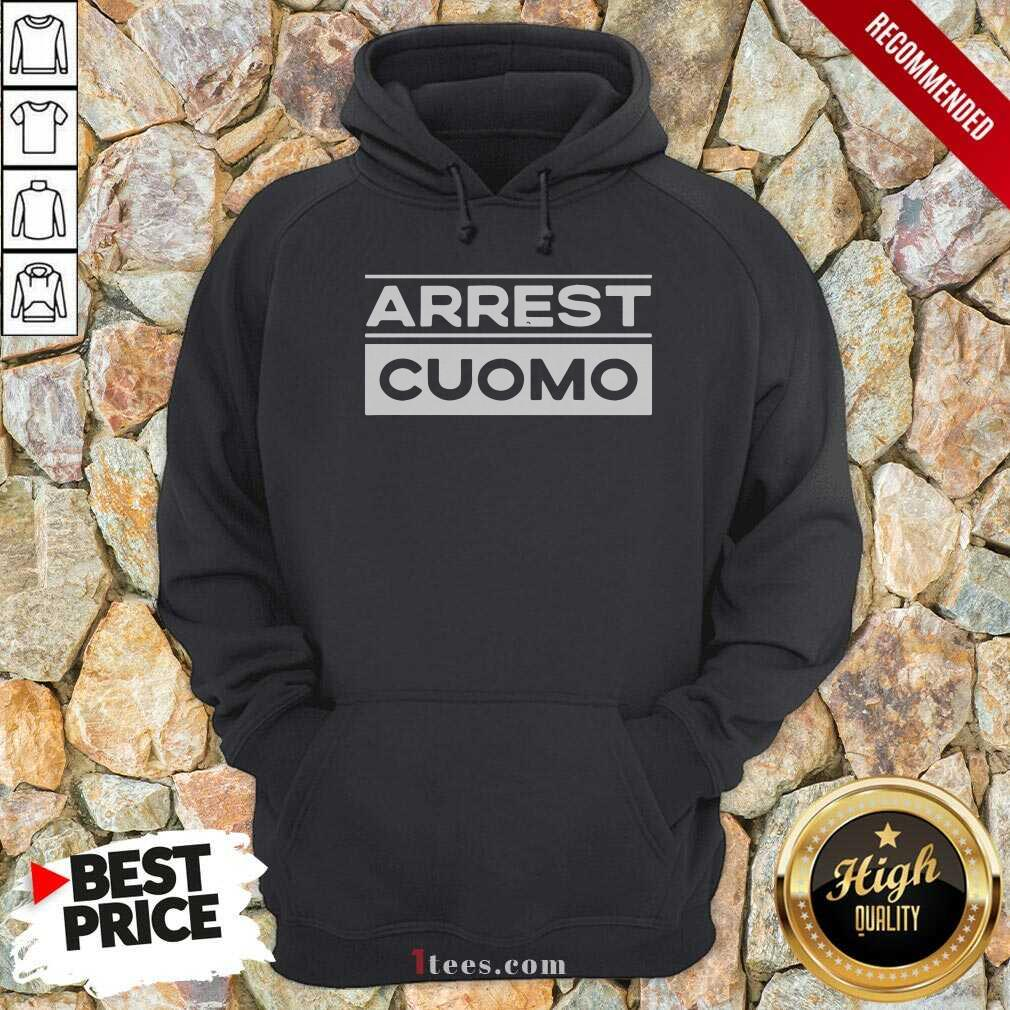 Anti Cuomo Arrest Cuomo Hoodie