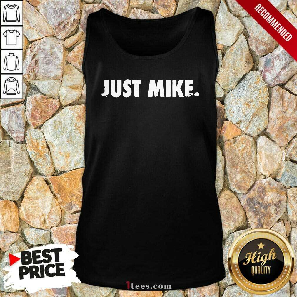 Mike Stud Just Mike Tank Top