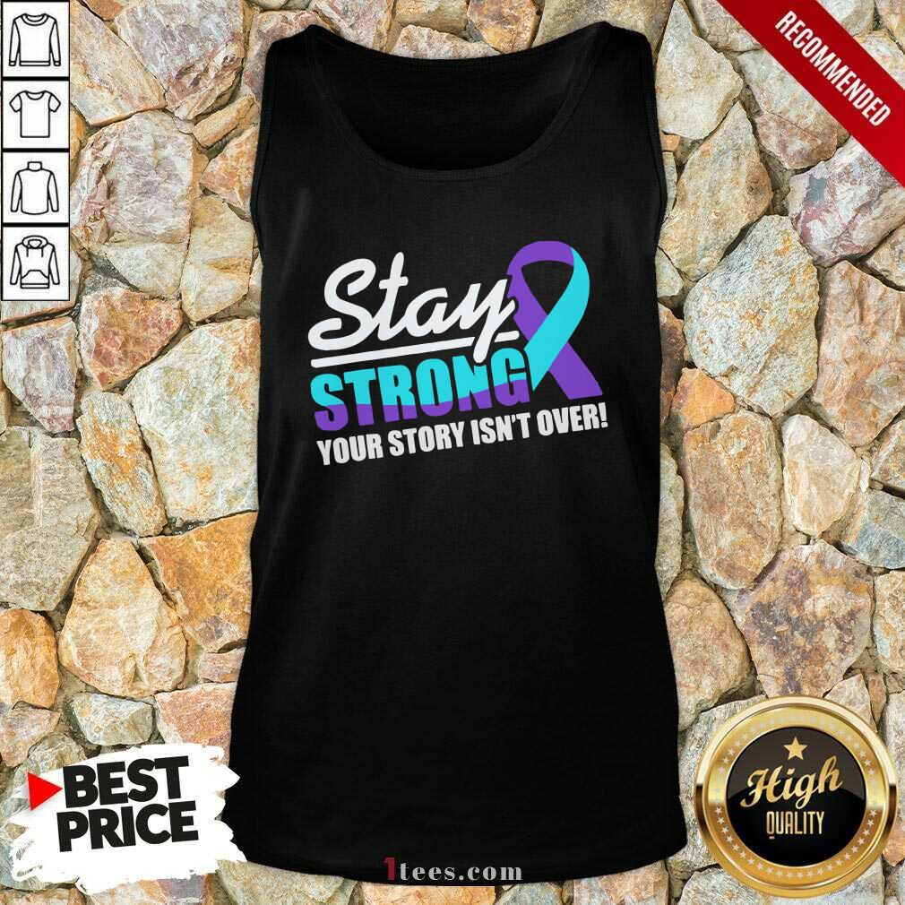 Stay Strong Suicide Awareness Tank Top