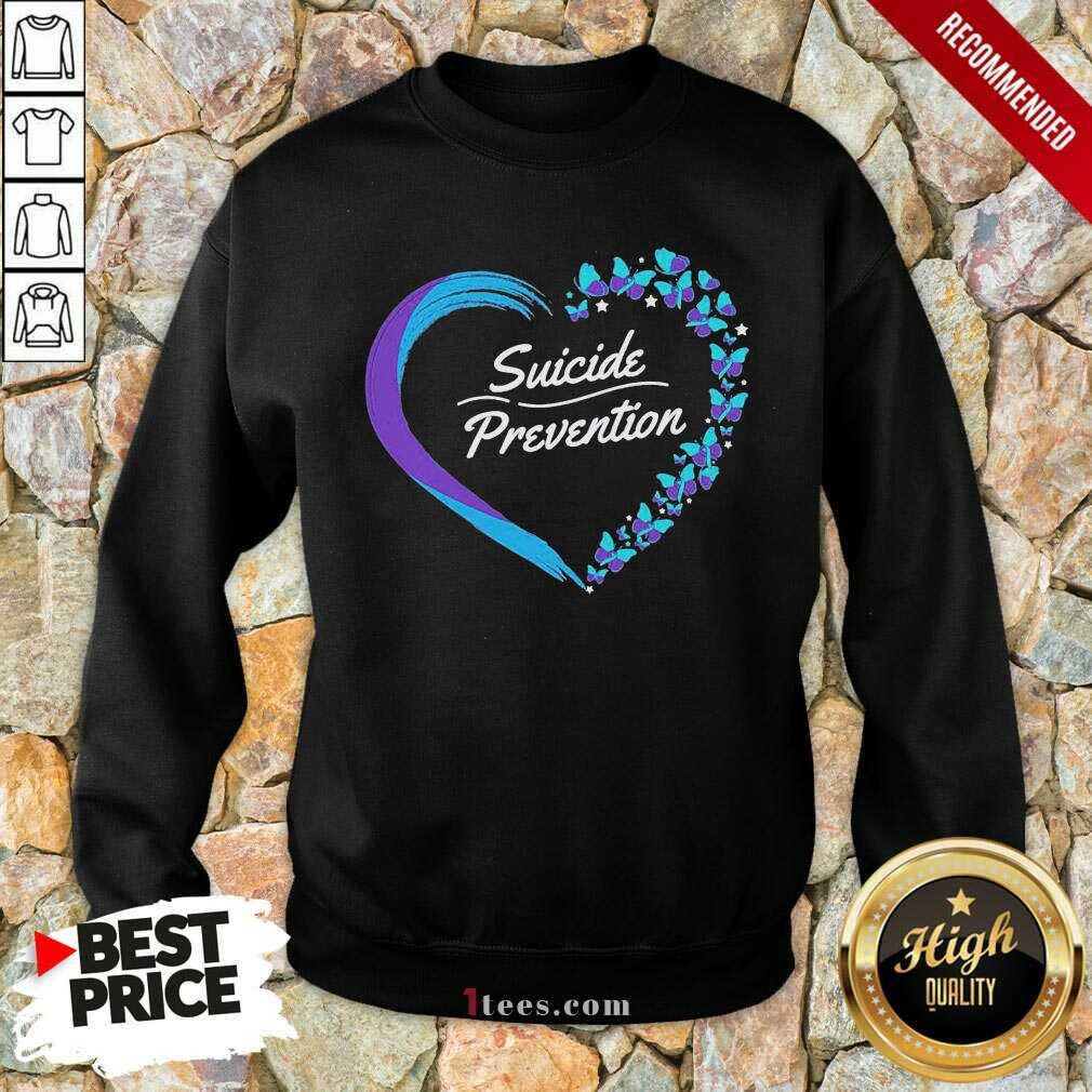 Suicide Prevention Suicide Awareness Sweatshirt