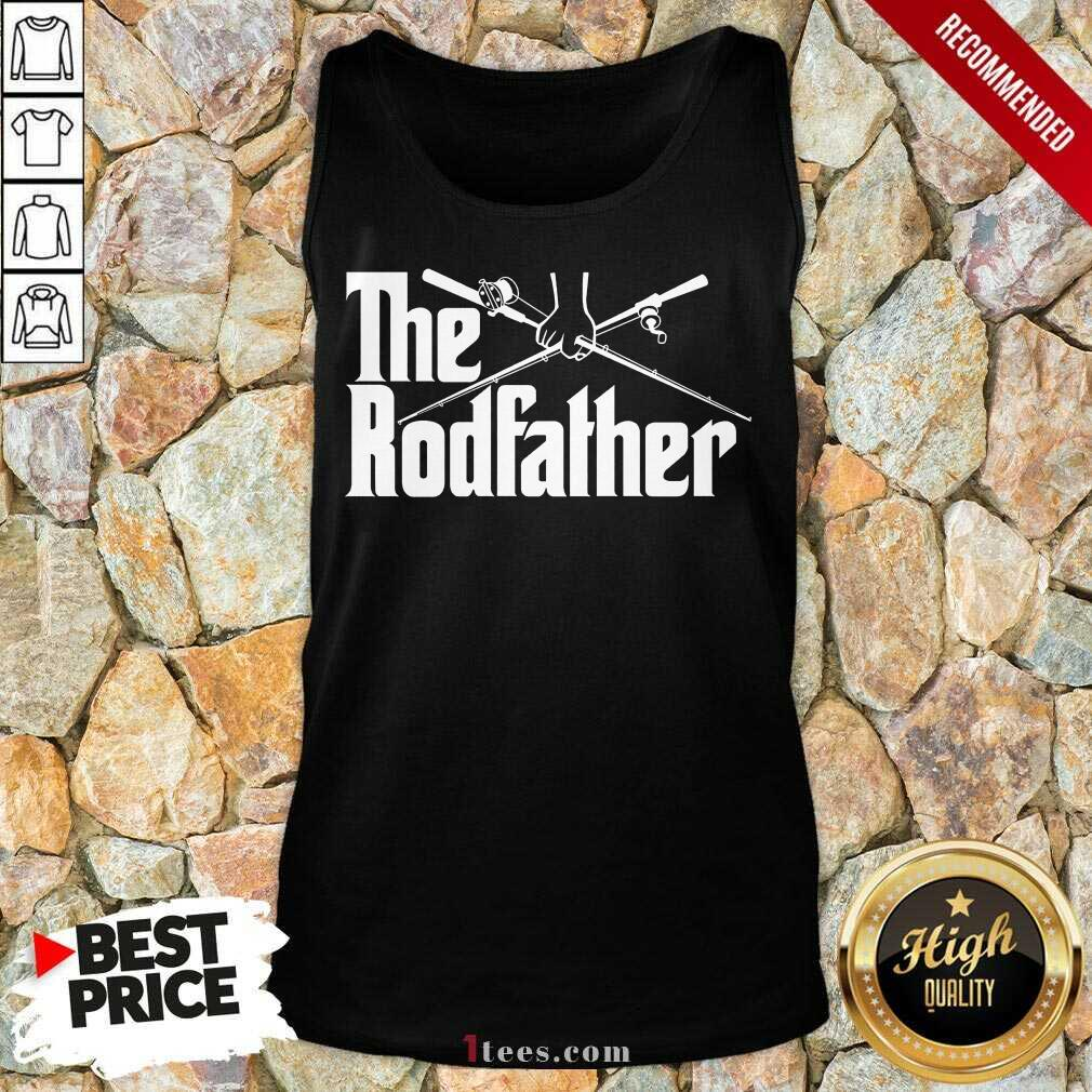 Surprised The Rodfather Fishing 2021 Tank Top