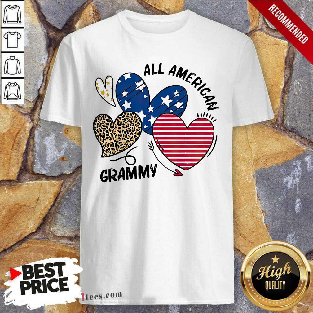 All American Grammy Shirt