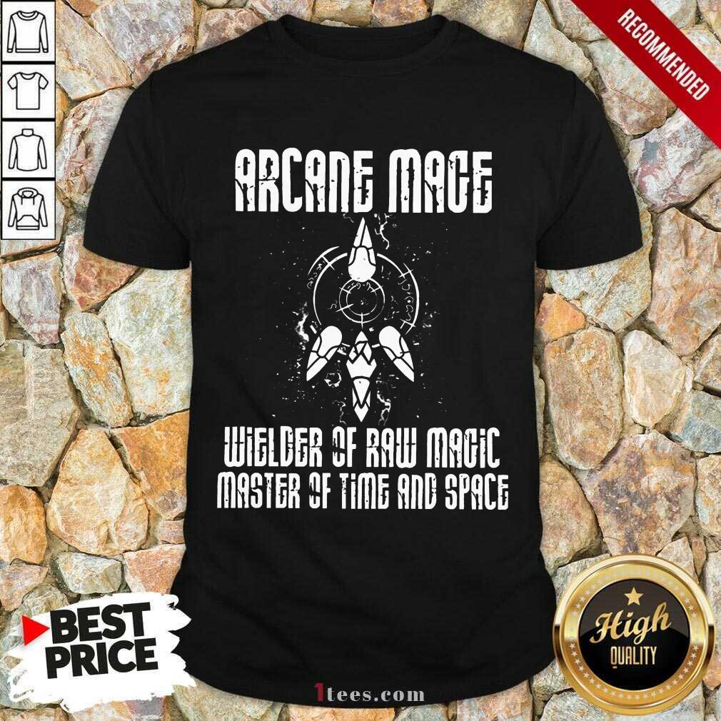 Arcane Mage Shirt