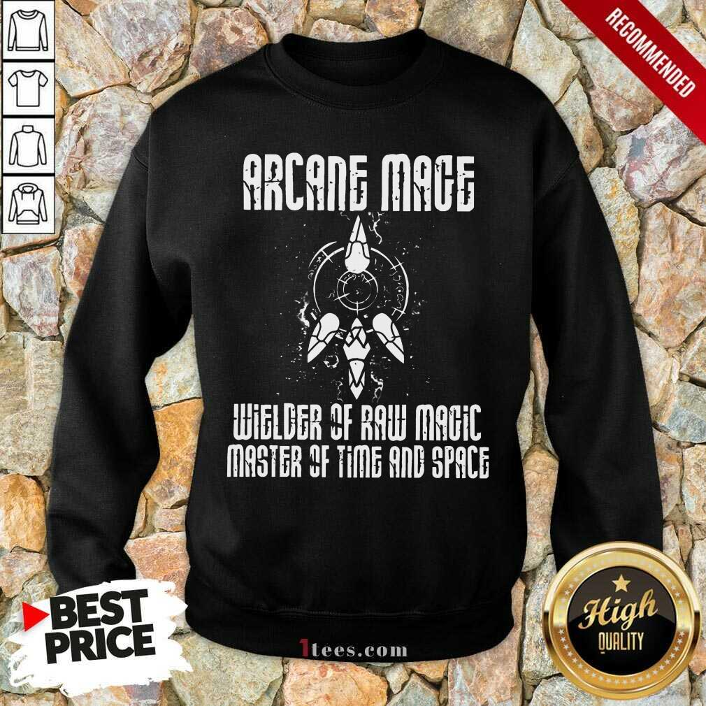 Arcane Mage Sweatshirt
