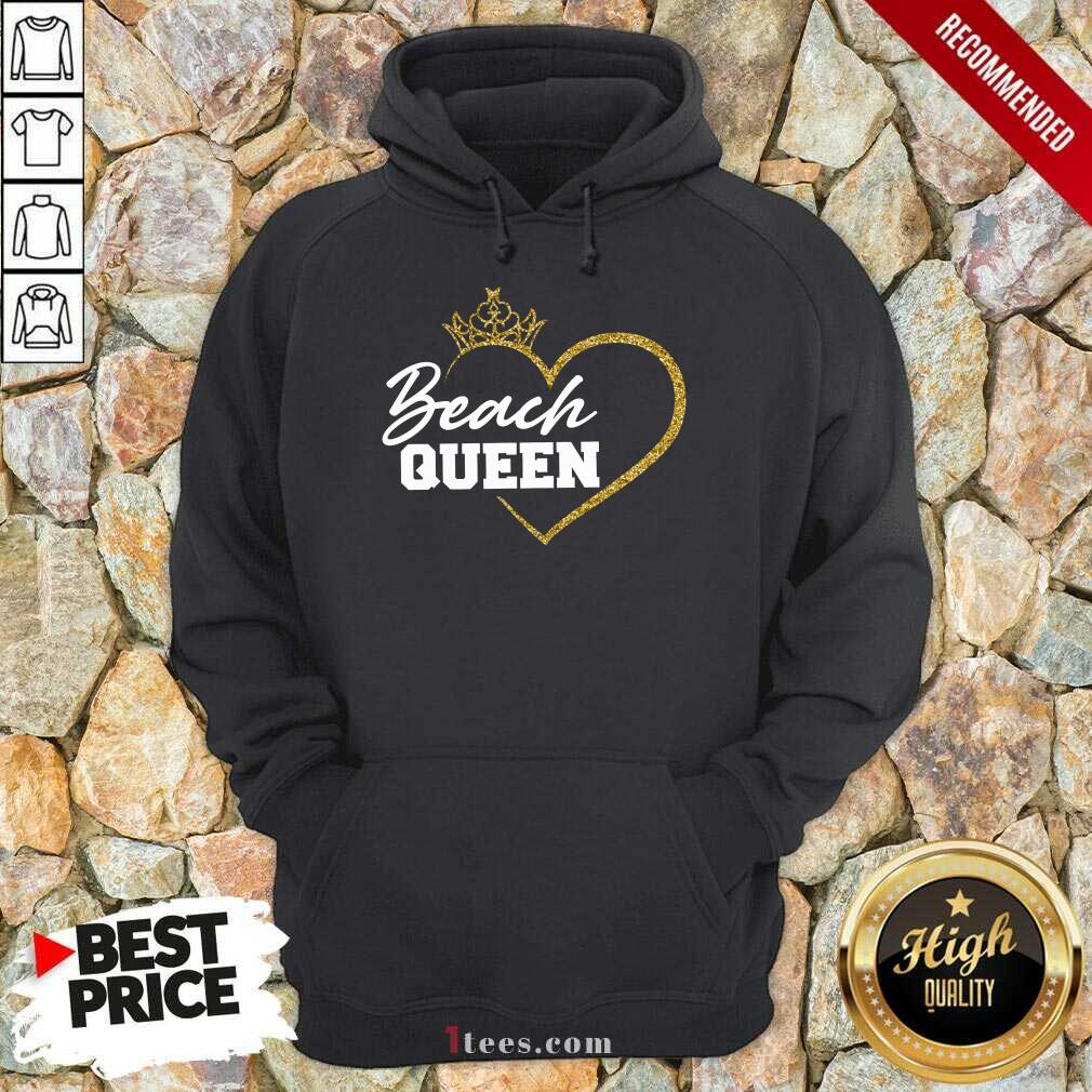 Beach Queen Hoodie