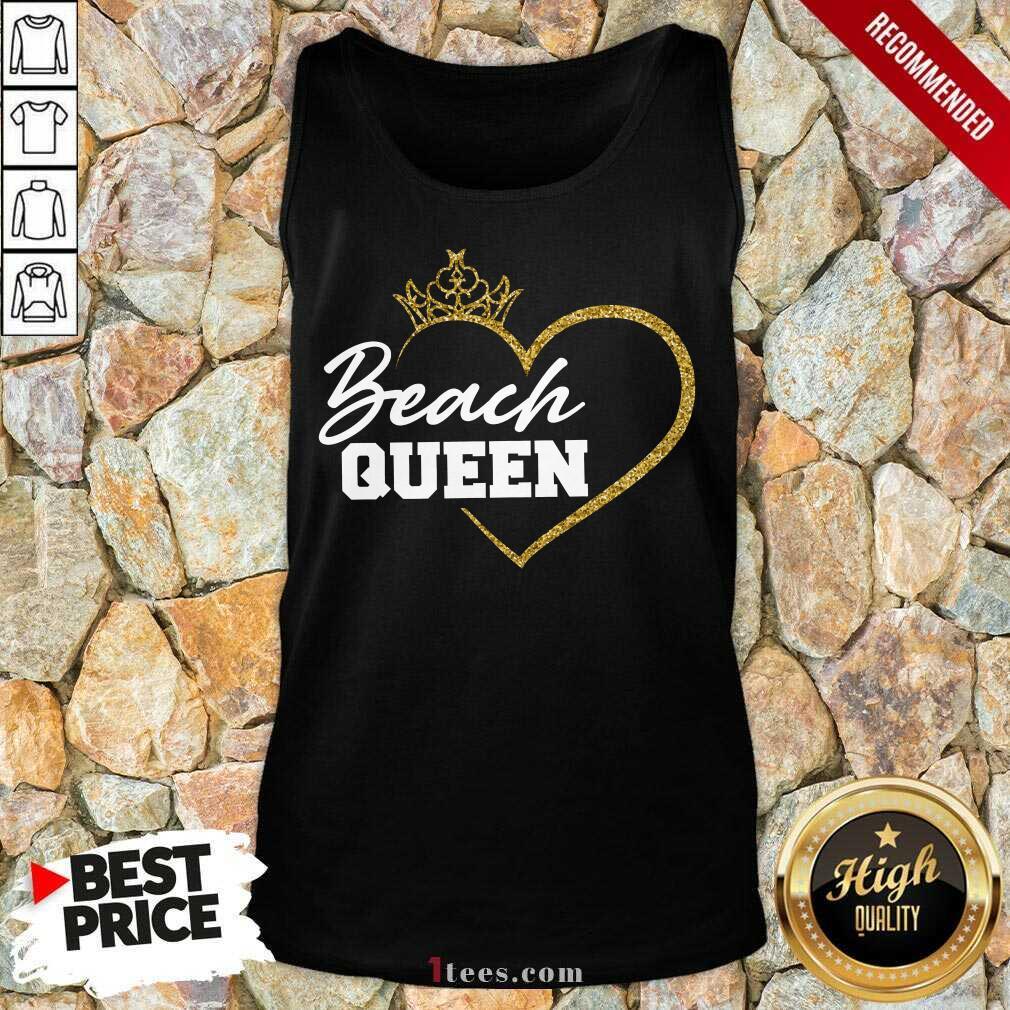 Beach Queen Sweatshirt