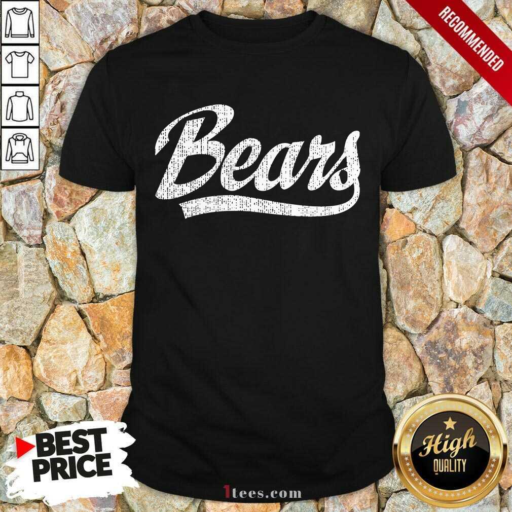 Bears Shirt
