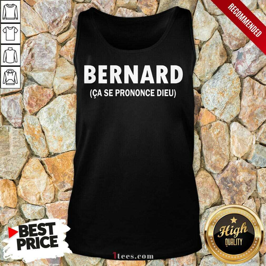 Bernard Tank Top