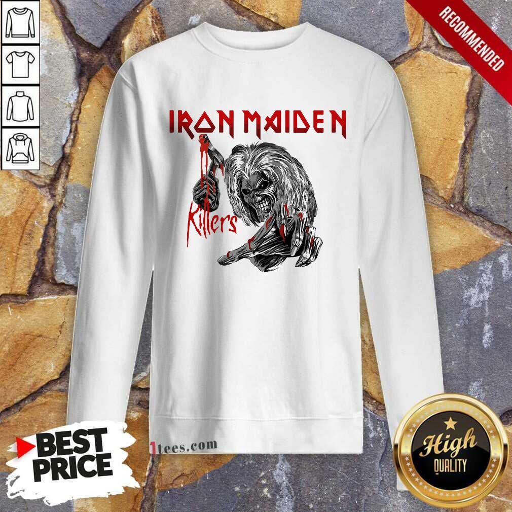Iron Maiden Killers Sweatshirt