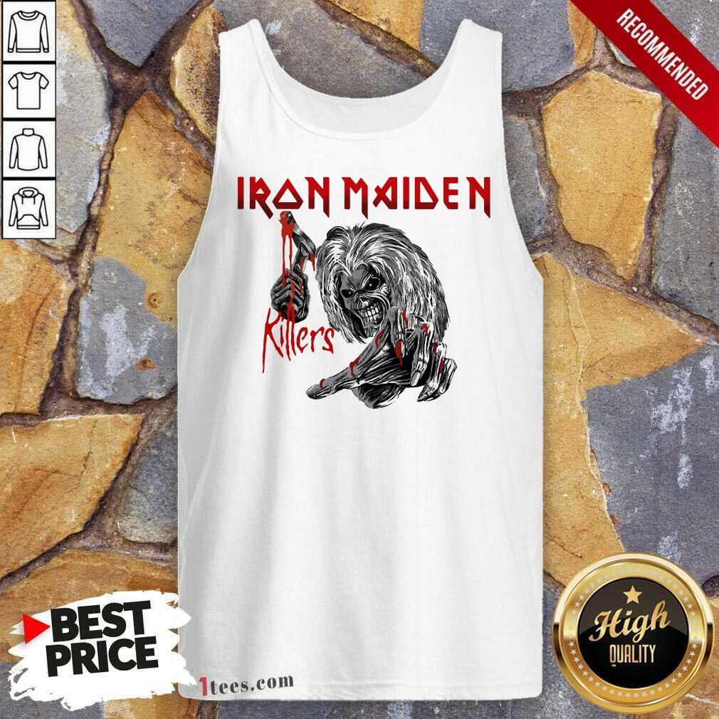 Iron Maiden Killers Tank Top