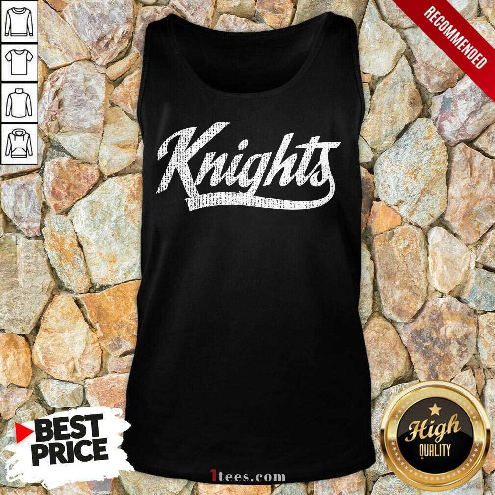 Knights Tank Top