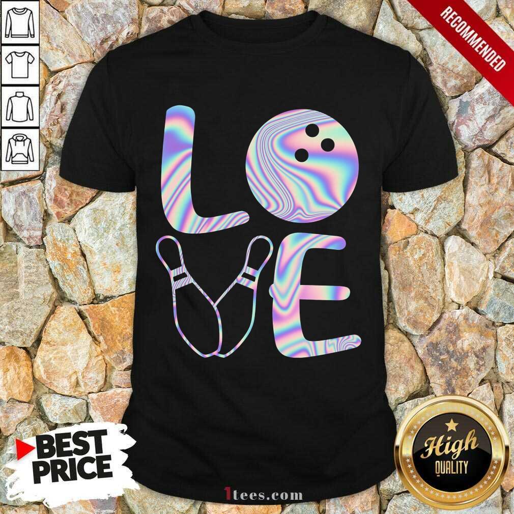 Love Bowling Shirt