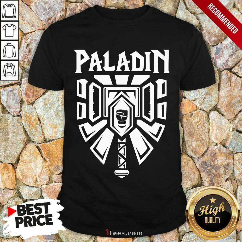 Paladin Shirt