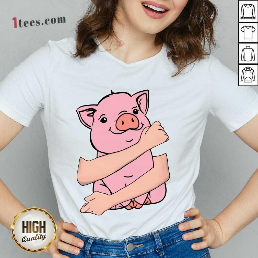 Pig Love V-neck