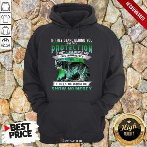 Protection Show No Mercy Hoodie