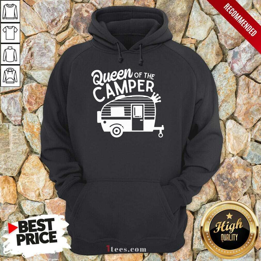 Queen Of The Camper Hoodie