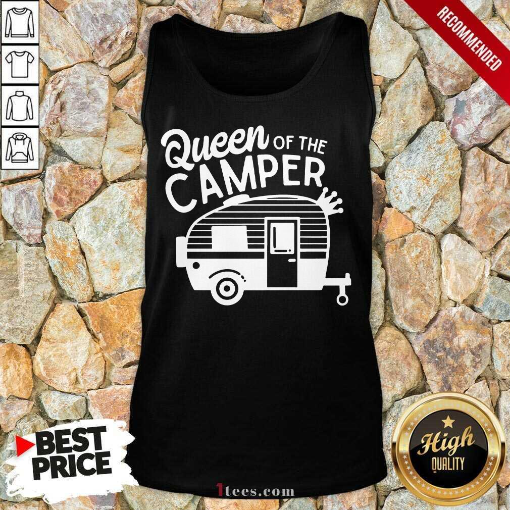 Queen Of The Camper Tank Top
