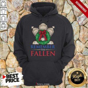 Remember The Fallen Hoodie