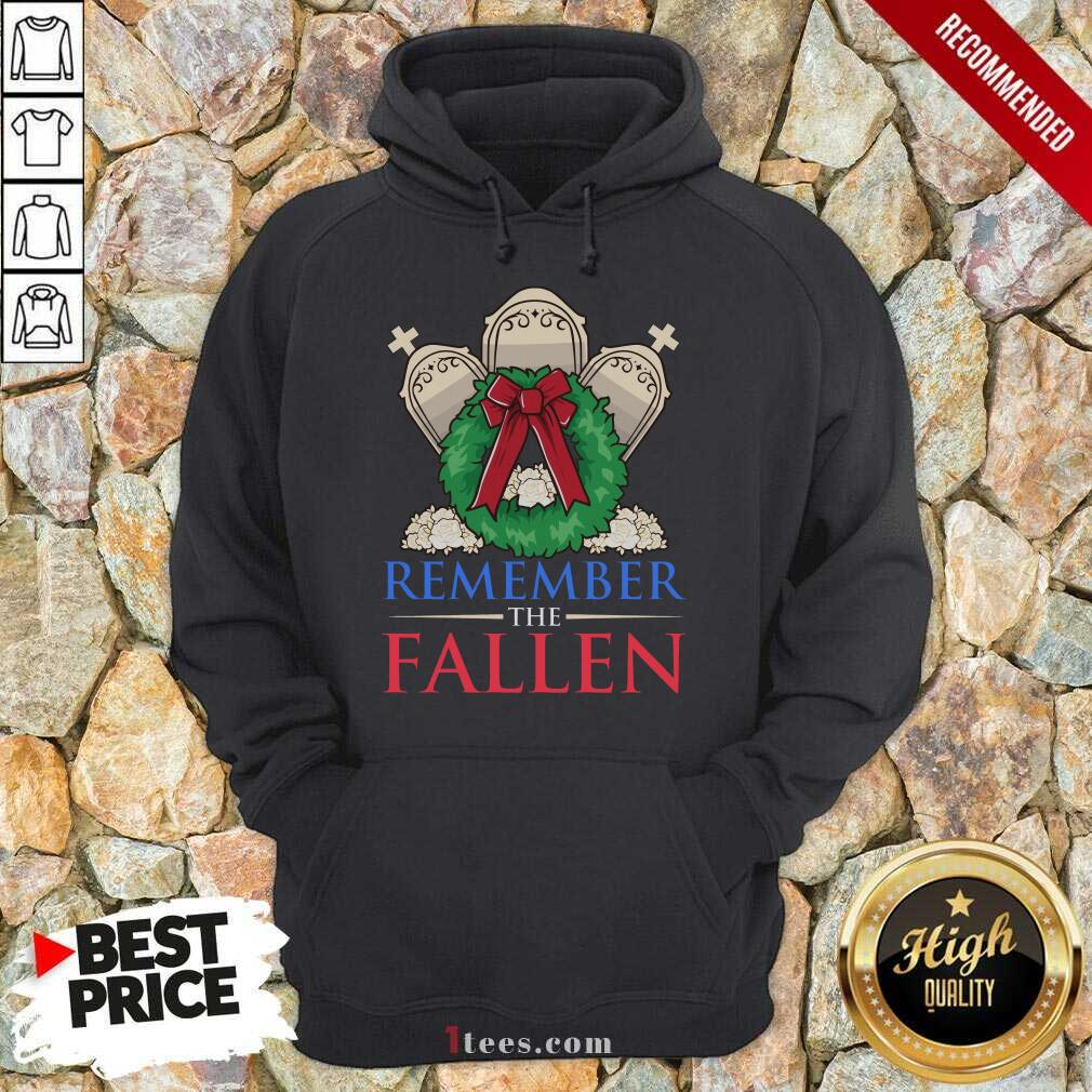 Remember The Fallen Hoodie