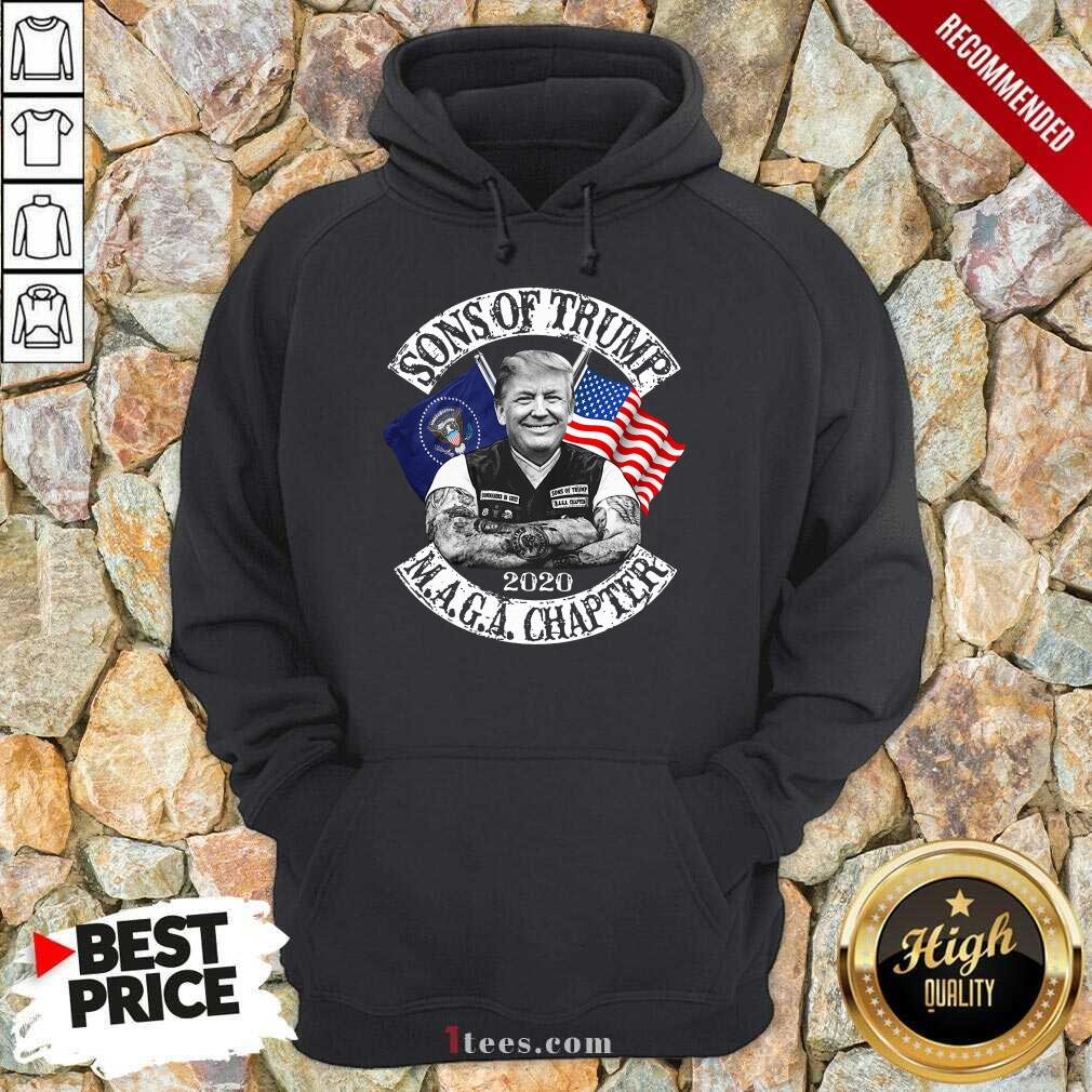 Sons Of Trump 2020 MAGA Chapter Hoodie