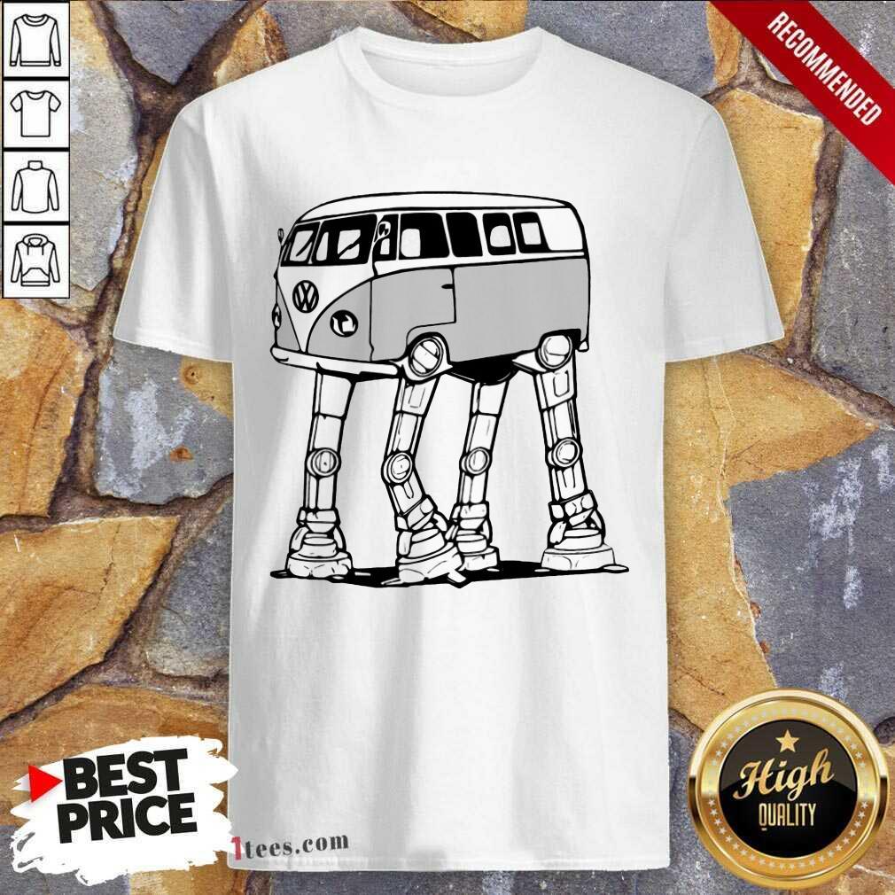 Volkswagen Car Bus Hippie Shirt