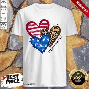 Librarian Life Heart Shirt