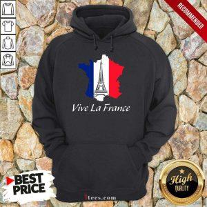 Vive La France Hoodie