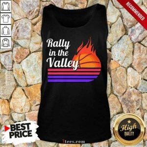 Phoenix Suns 2021 NBA Playoffs Rally The Valley Tank Top