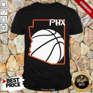 Phoenix Suns 2021 NBA Playoffs Shirt