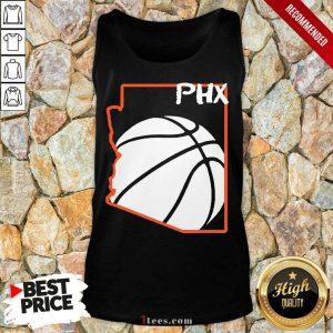 Phoenix Suns 2021 NBA Playoffs Tank Top
